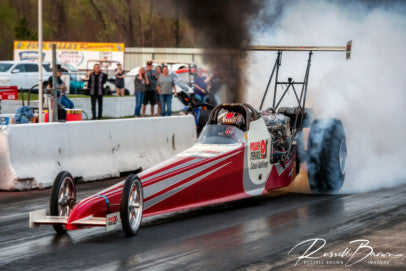 Robinson Sets Diesel 1/8-Mile Elapsed Time Record At 4.10