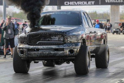 Street Truck War: 1320Diesel's East VS West CA$H BASH Invades Kansas