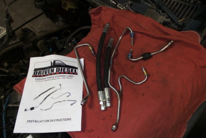 Strictly Diesel's Power Steering Hose Kit Fixes Pesky GM Line Leaks