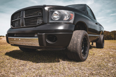 The Dark Horse: Bodie Armstrong's Self-Built Shorty RAM From Texas