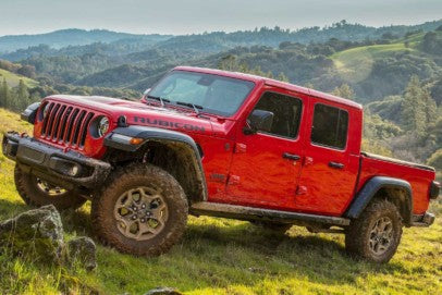 The Diesel-Powered Jeep Gladiator in 2021 Starts At $41,040