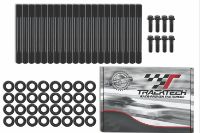 TrackTech Releases Strongest Main Stud Kit For Ford, GM, And RAM's