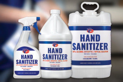 VP Racing Fuels Reveals Hand Sanitizer For Tracks, Series, Retailers