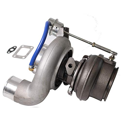 HE351CW HY35W Turbocharger for 2004.5-2007 Dodge Ram 2500 3500 Genuine Holset ISB 5.9L Diesel Cummins Turbo V Band Flange Up to 400+ BHP 4036835, 4043600 - DieselTrucks.com