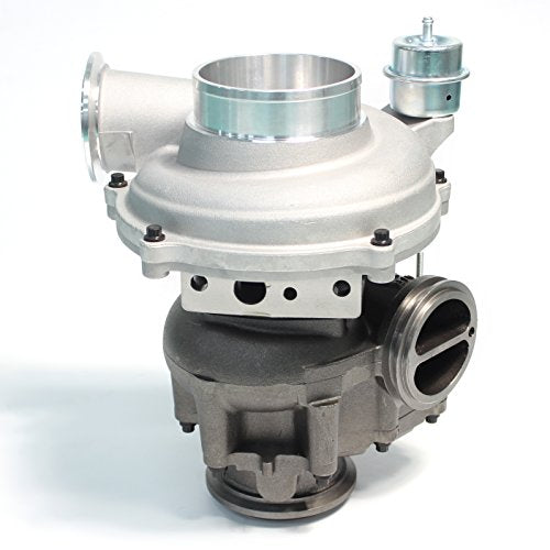 Upgrade GTP38 Turbo for 99.5-03 Ford Powerstroke 7.3L Diesel 66/88mm Cast Compressor Wheel - DieselTrucks.com