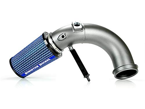 Sinister Diesel Cold Air Intake for 2013-2018 Dodge Cummins 6.7L (Gray) - Tuning Required - DieselTrucks.com