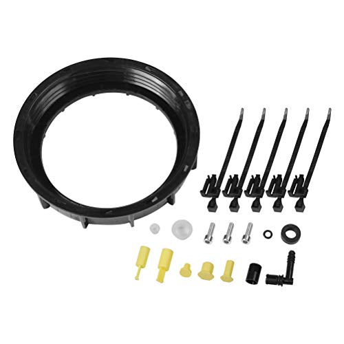 Diesel Exhaust Fluid Reservoir Heater Kit - 6.7L V8 DEF - Fits 2011, 2012, 2013, 2014, 2015, 2016 Ford F-250, F-350, F-450, F-550 Super Duty - Replaces BC3Z5J225KA, BC3Z5J225L, 904372, 904-372 - DieselTrucks.com