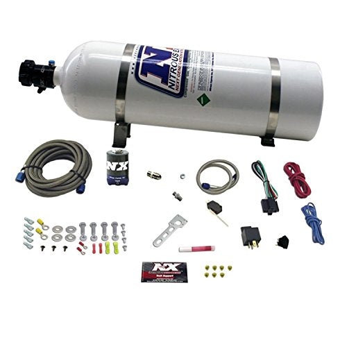 Nitrous Express NXD12001 NXd Stacker3 Diesel Nitrous System with 15 lbs. Bottle - DieselTrucks.com