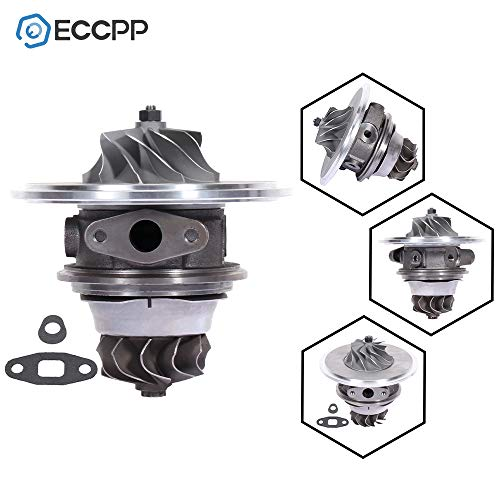 ECCPP CHRA Turbo Cartridge Core Fit for 2000-2004 GMC Chevy Silverado Duramax LB7 6.6L RHG6 Compatible with 8973077111 8973077110 2905769000 8977207488 8971884545 8972541603 Turbocharger core - DieselTrucks.com