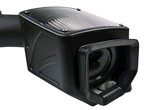 S&B Filters 75-5091D Cold Air Intake For 2007-2010 Chevy/GMC Duramax 6.6L (Dry Extendable Filter) - DieselTrucks.com