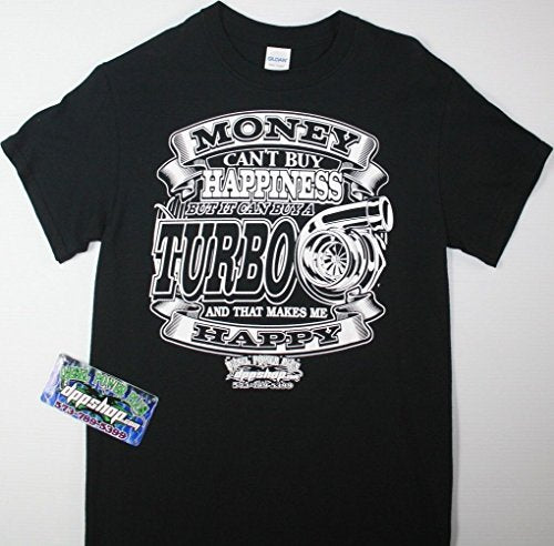 Money Can't Buy Happiness but it can Buy a Turbo Cummins Duramax Powerstroke t Shirt top Diesel Medium - DieselTrucks.com