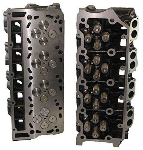BRAND NEW Cylinder Heads for 6.4L POWERSTROKE F-250 F-350 F-450 F-550 Truck TWIN Turbo V8 Diesel Pair (CORE RETURN REQUIRED) - DieselTrucks.com