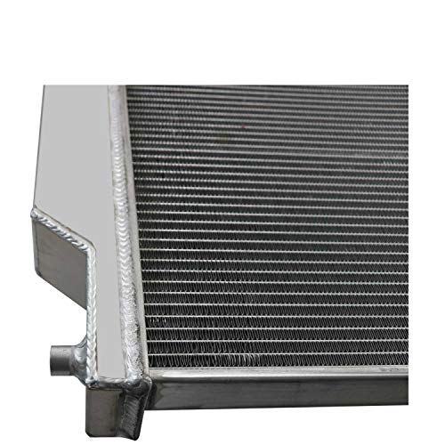ALLOYWORKS 2 Row Aluminum Radiator for Ford F250 F350 Super Duty 2003-2007/Ford Excursion 2003-2005 6.0L Powerstroke Engine - DieselTrucks.com