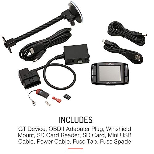 Bully Dog - 40420 - GT Platinum Diesel Diagnostic and Performance Tuner with 4-Preloaded Tunes - DieselTrucks.com
