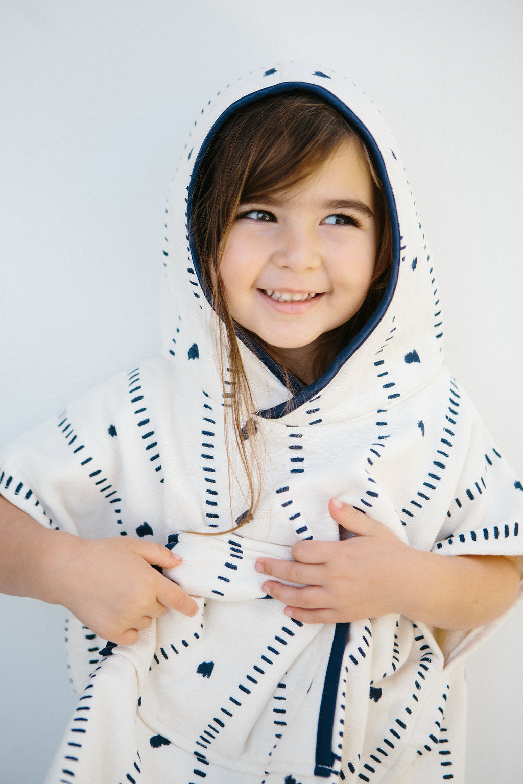 Kindhood Luxury Kids Towel Poncho Aliso