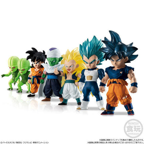DRAGONBALL ADVERGE 11 SET