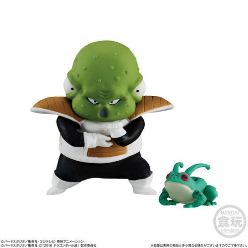 DRAGONBALL ADVERGE MOTION2 Guldo & Frog