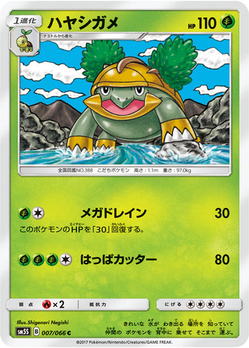 Pokémon card game / PK-SM5S-007 C