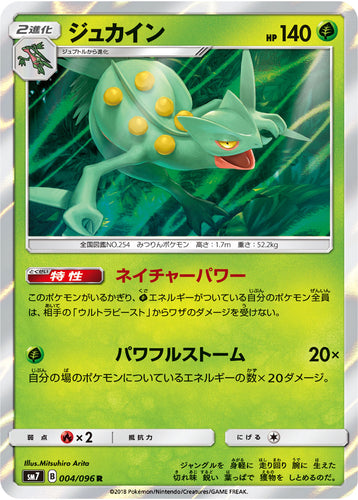 Pokémon card game / PK-SM7-004 R