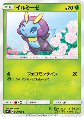 Pokémon card game / PK-SM7-012 C