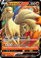 POKÉMON CARD GAME Sword & Shield Expansion pack 「Rebellion Crash」 POKÉMON CARD GAME S2 013/096 Double Rare card Ninetales V