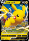 Pokémon Card Game Sword & Shield PROMO 122/S-P  [S4] POKÉMON CARD GAME Sword & Shield Expansion pack 「Astonishing Volt Tackle」 Pika pika! Pikachu! Promo card campaign  Released September 18 2020  Pikachu