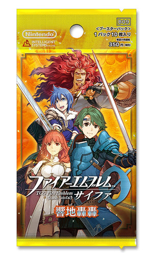 Booster pack FIRE EMBLEM 0 - B09