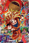 SUPER DRAGON BALL HEROES BM1-CP1 Gunbang Crash Campaign card Son Goku SSJ3