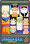 DRAGON BALL Z Visual Adventure 190 Son Goku, Dr. Gero, Android 19, Son Gohan, Krillin, Piccolo, Yamcha, Tenshinhan BANDAI 1992
