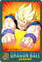 DRAGON BALL Z Visual Adventure 209 Son Goku BANDAI 1992
