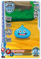 DRAGON QUEST DAI NO DAIBOUKEN XCROSS BLADE 01-001 Common card  Slime