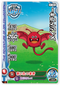 DRAGON QUEST DAI NO DAIBOUKEN XCROSS BLADE 01-004 Common card Mage Dracky