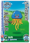 DRAGON QUEST DAI NO DAIBOUKEN XCROSS BLADE 01-006 Common card  Hoimi Slime / Healslime
