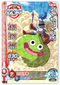 DRAGON QUEST DAI NO DAIBOUKEN XCROSS BLADE 01-021 Rare card  Slime Knight