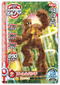 DRAGON QUEST DAI NO DAIBOUKEN XCROSS BLADE 01-022 Rare card  Golem
