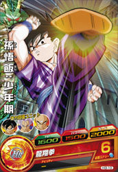 DRAGON BALL HEROES H3-10