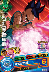 DRAGON BALL HEROES HG4-34