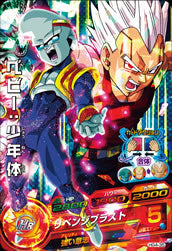 DRAGON BALL HEROES HG4-35