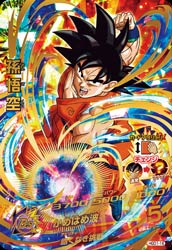 DRAGON BALL HEROES HGD1-16