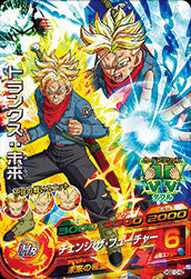 DRAGON BALL HEROES HGD10-42