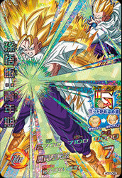 DRAGON BALL HEROES HGD7-CP2
