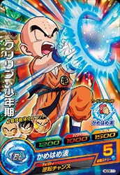 DRAGON BALL HEROES HGD8-11