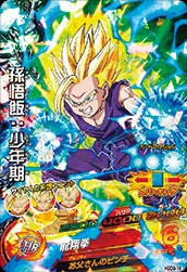 DRAGON BALL HEROES HGD9-16