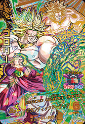 DRAGON BALL HEROES HJ4-CP7