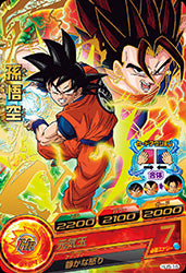 DRAGON BALL HEROES HJ5-16