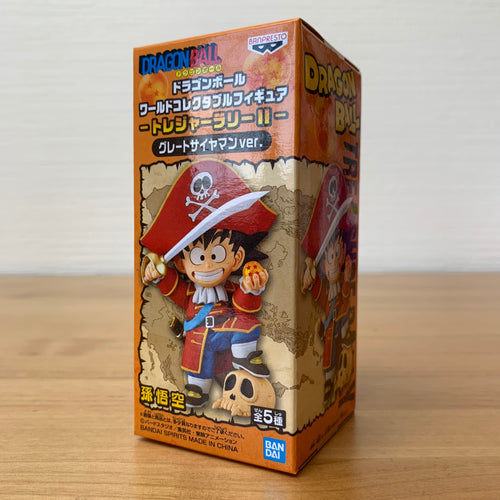 DRAGONBALL World Collectable Figure - TREASURE RALLY II - Son Goku
