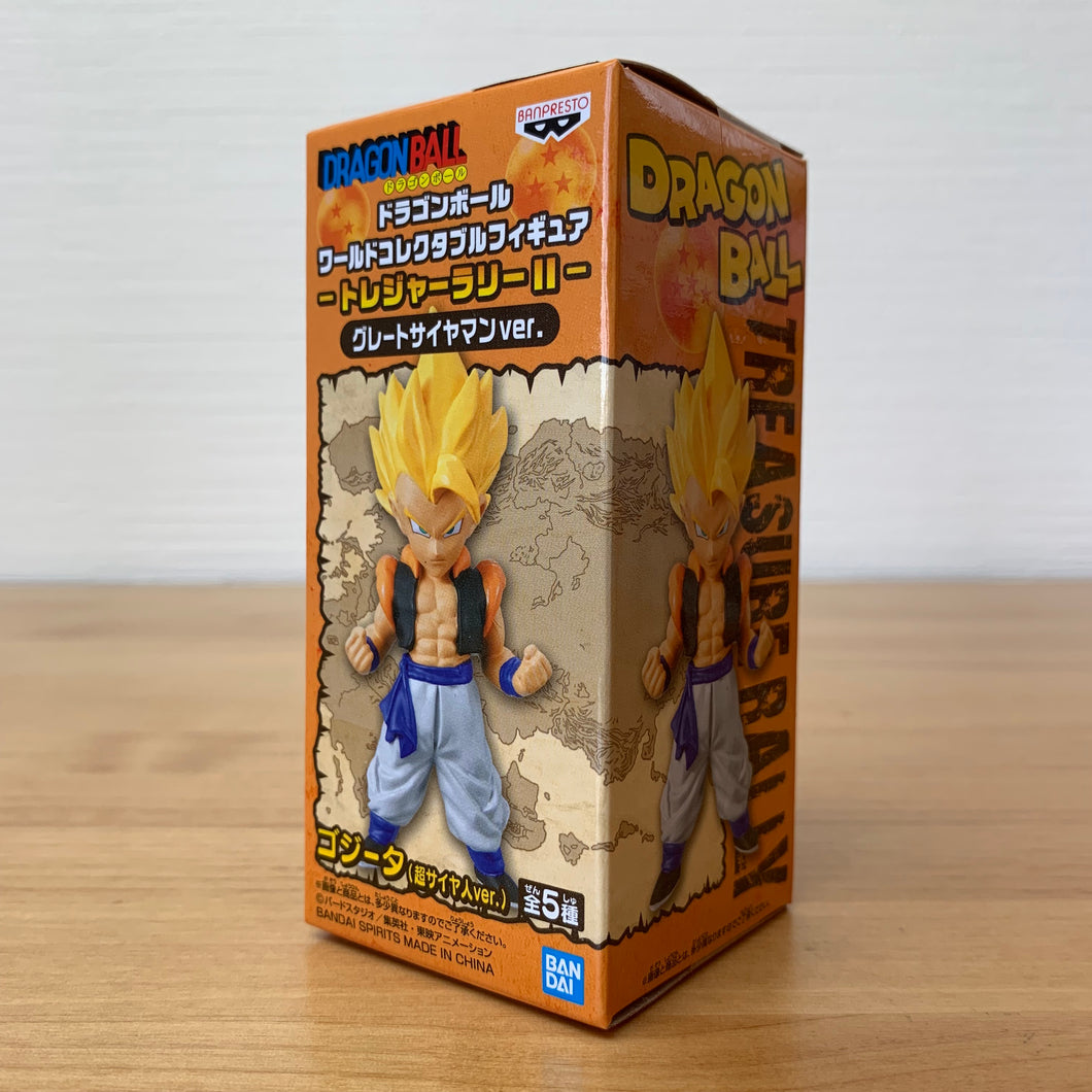 DRAGONBALL World Collectable Figure - TREASURE RALLY II - Gogeta
