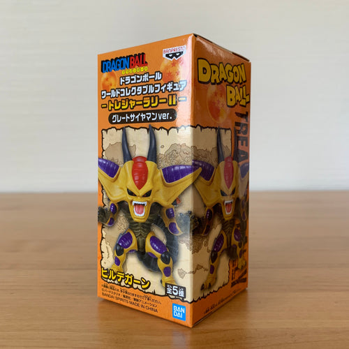 DRAGONBALL World Collectable Figure - TREASURE RALLY II - Hirudegarn