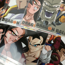 Ichiban Kuji DRAGON BALL THE GREATEST SAIYAN 16 clear file complet set
