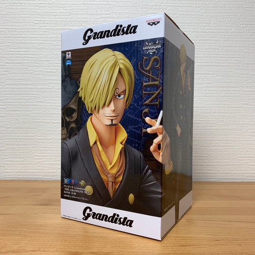 ONE PIECE Grandista-THE GRANDLINE MEN-SANJI